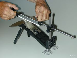 Чертеж точильного станка для ножей
