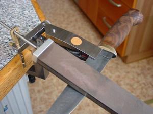 Изготовление ножей своими руками приспособление