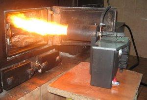 Газовые горелки своими руками