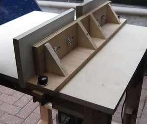 Как можно собрать фрезельный стол