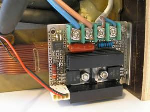 Как правильно коммутировать электропитание.