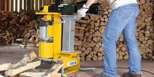 Устройство для колки дров видео