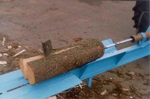 Приспособление для колки дров своими руками 160