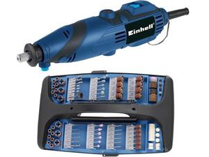Гравер Einhell Blue BT-MG продается вместе с насадками.