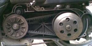 Как происходит ремонт вариатора