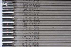 Области применения электродов LB 52u