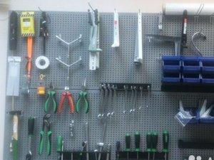 Место хранения инструментов