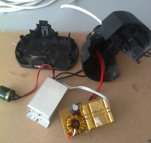 Как сделать трансформатор на шуруповерт 161