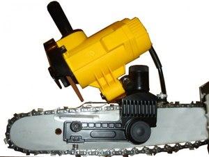 Заточное устройство для цепей бензопил