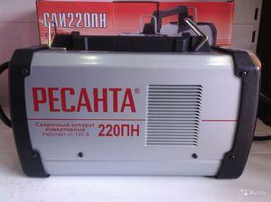 Сварочный аппарат саи 220 ресанта отзывы стабилизаторы напряжения 220в 50 гц