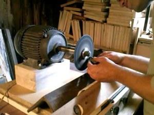 Описание технологии изготовления приспособлений для болгарки своими руками