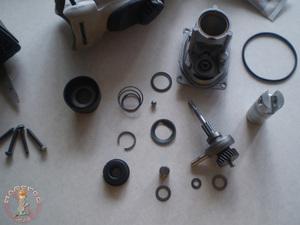 Как выполнить ремонт перфоратора