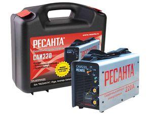 Resanta SAI-220 - incelemeler. Kaynak inverteri Resanta SAI-220 63