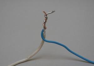 Способы скрутки проводов