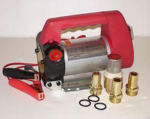 насос для перекачки топлива 12 вольт