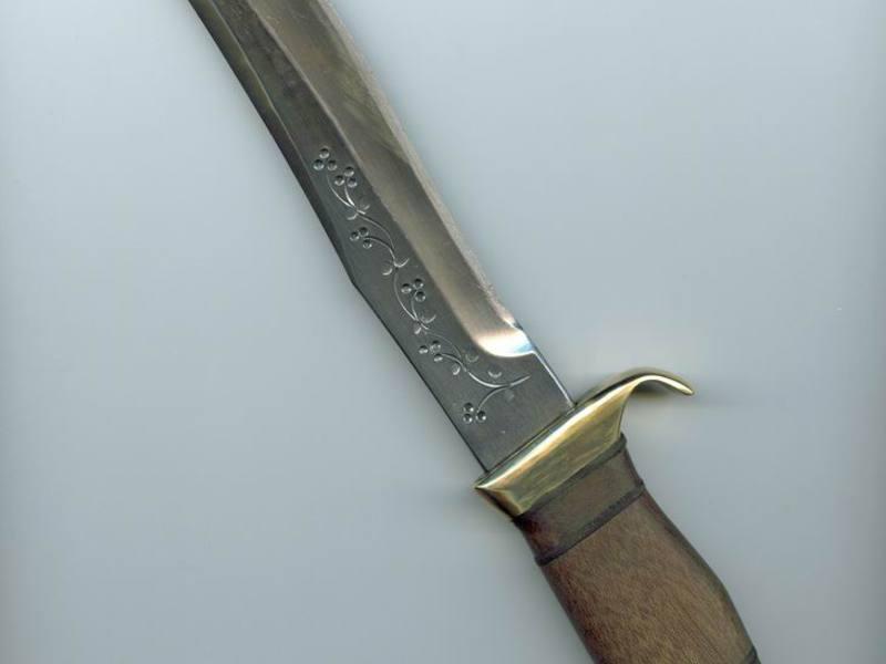Самодельные ножи фото