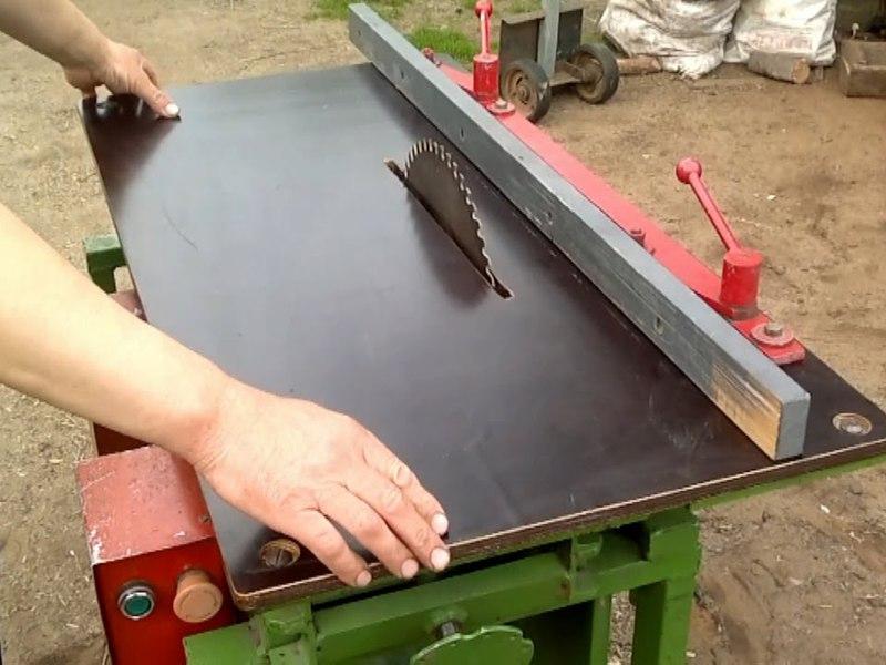 Рекомендации специалистов, как правильно сделать циркулярку своими руками