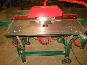 Инструкции для изготовления циркулярного станка своими руками