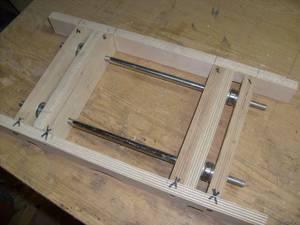 Изготовление ножек-опор для циркулярного станка своими руками