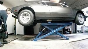 Самодельное устройство для подъема автомобиля