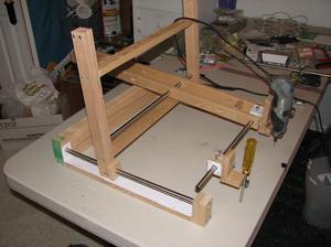 Описание способа изготовления станины для циркулярной пилы своими руками