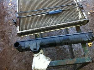 Самостоятельный ремонт радиатора
