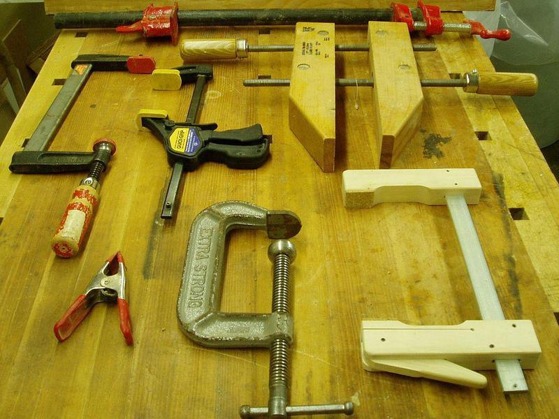 Чертеж стола для изготовления поддонов