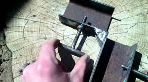 Угловая струбцина: конструкция и применение. Изготовление угловой струбцины из металла