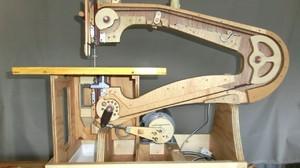Станок лобзик и его изготовление