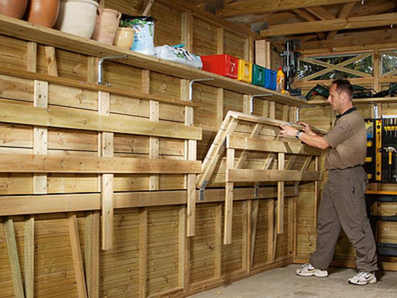 Как я обустроил гараж -мастерскую. Сообщество «Сделай Сам» на DRIVE 2 15
