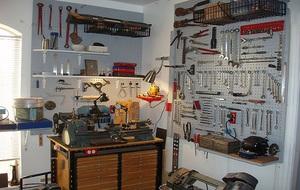 Описание способов изготовления самодельных приспособлений для гаража