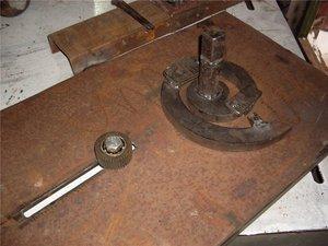 Как сделать станки для холодной ковки металла своими руками