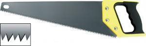 Ножовка по дереву Профи отличается наличием 3D-заточки.