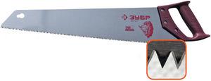 Зубр Эксперт - современная ножовка по дереву.