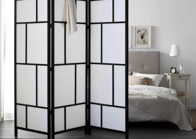 5 способов оригинально разместить кровать в однушке или студии