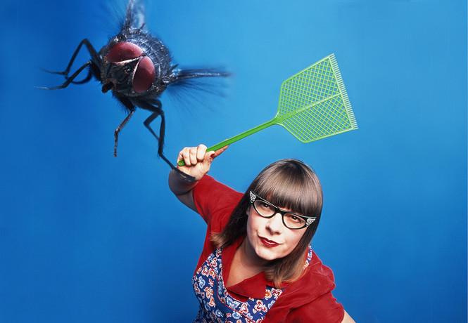 Мухи, прочь: как избавиться от назойливых насекомых