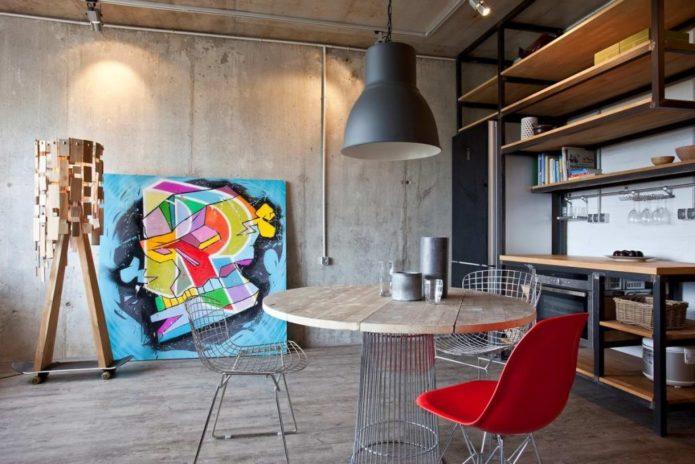 креативная квартира