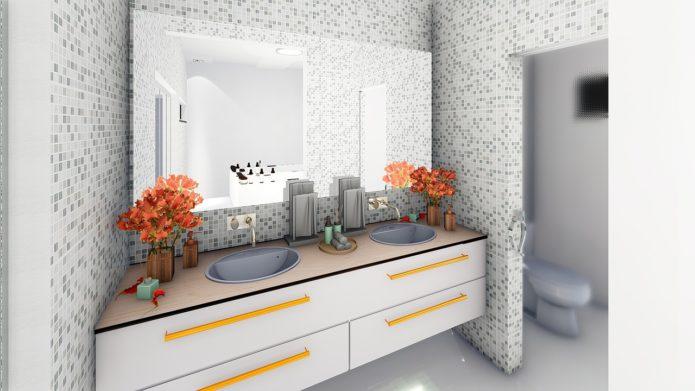 10 растений, которые можно размещать в ванной комнате