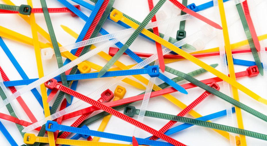 10 полезных применений кабельных стяжек — и это не то, о чем вы подумали!