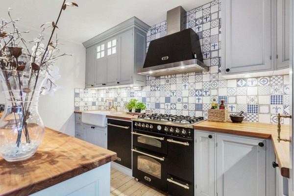 8 удачных решений для маленькой кухни