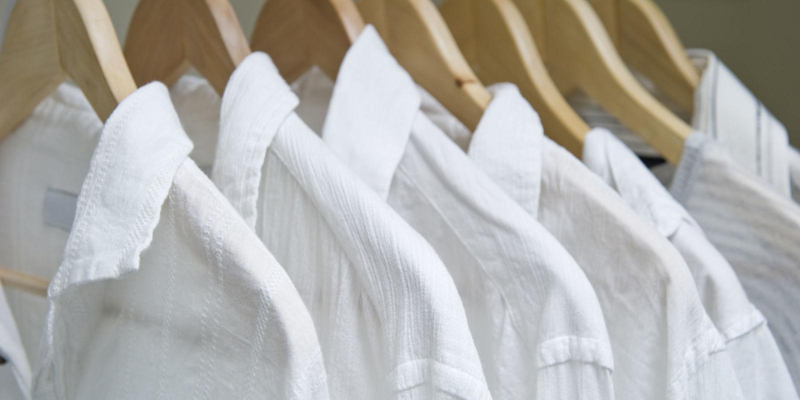 Химчистка на дому: как отбелить воротник рубашки без использования профессиональных средств