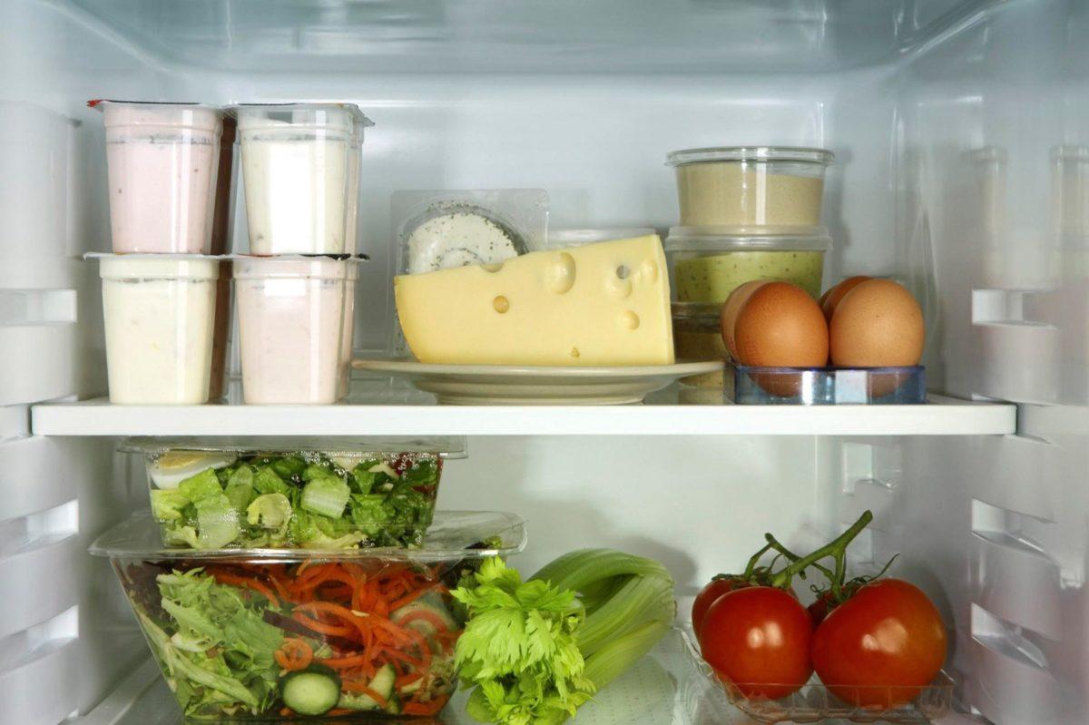 5 способов продлить свежесть продуктов в холодильнике