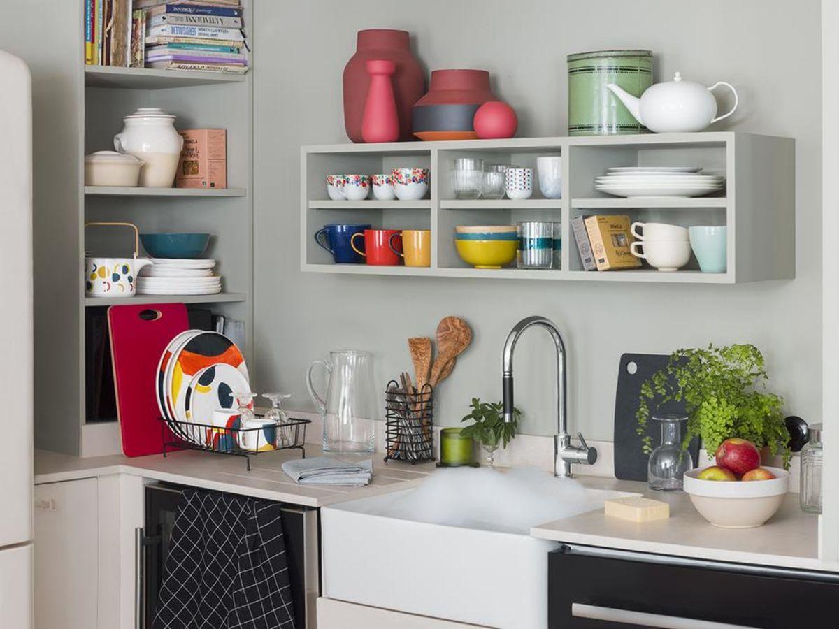 Уютная кухня без генеральной уборки: 5 способов избавиться от хлама