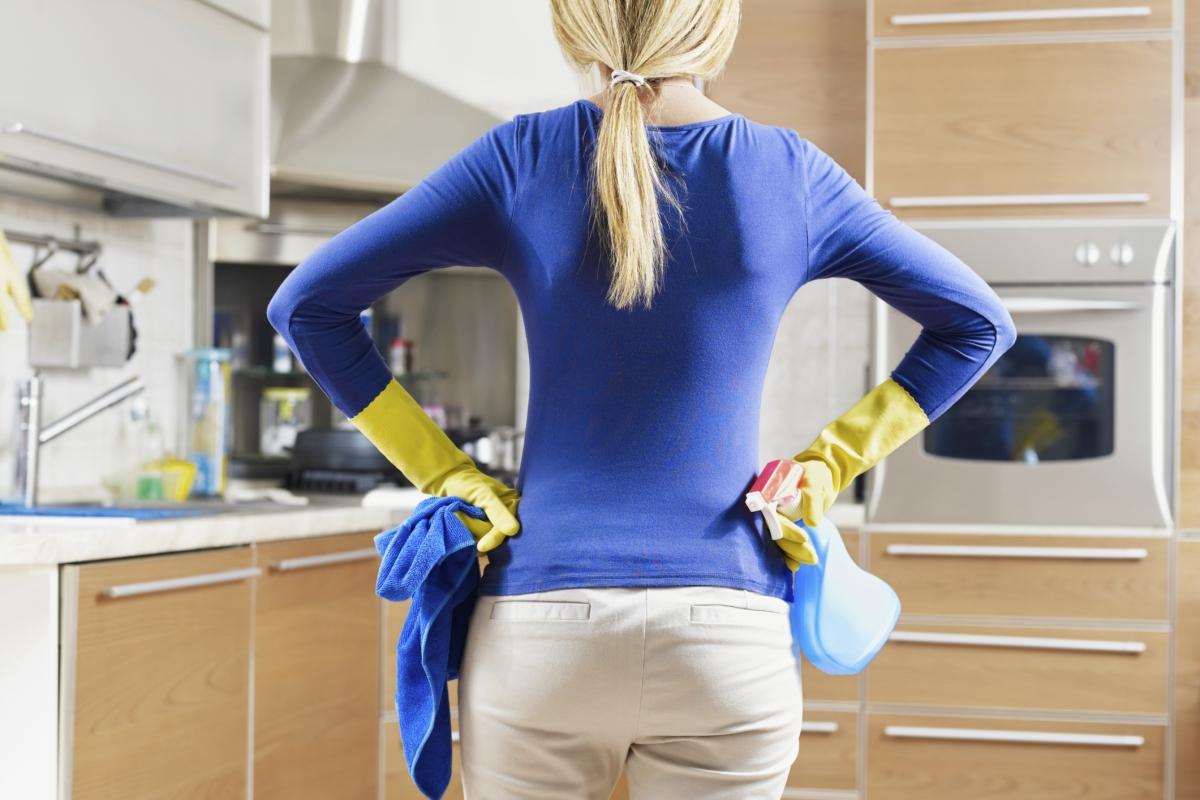 Уборка после болезни: 5 лайфхаков для дезинфекции