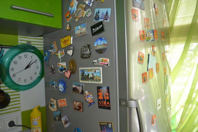 Магниты на холодильнике: что могут принести безобидные украшения