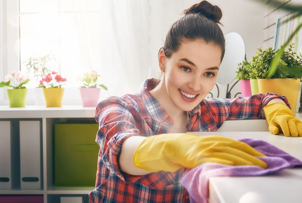 Как всего 20 минут уборки в день влияют на ваше самочувствие