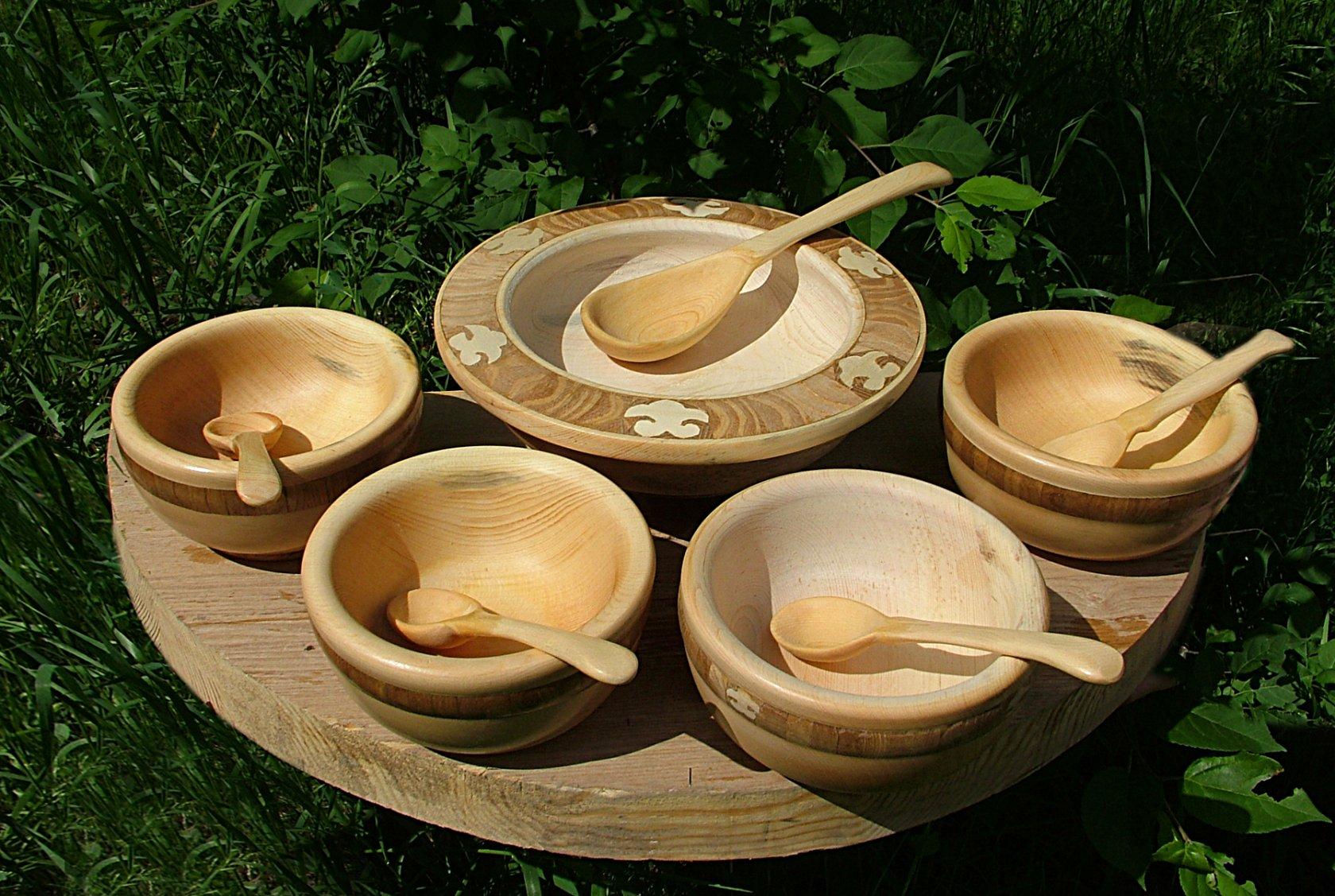 Почему в каждом счастливом доме должна быть деревянная посуда