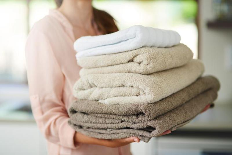5 веских причин не выбрасывать старые махровые полотенца