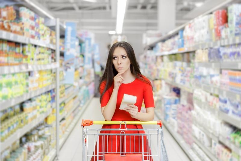 Избегать импульсивных покупок
