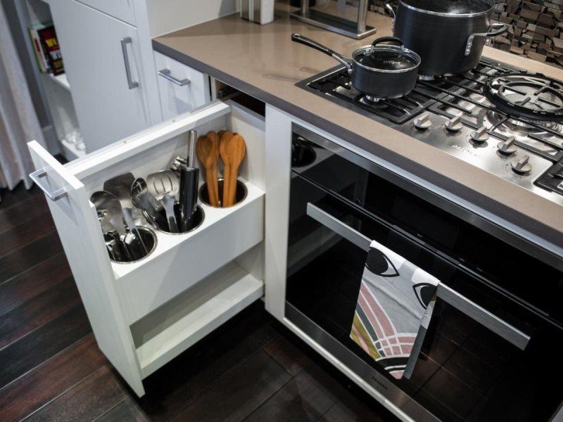 11 решений, которые позволят избавиться от беспорядка на кухне